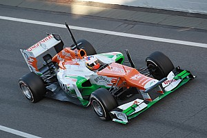 Formula 1 Force India Barcelona test II -  Day 3 report