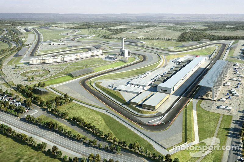 US GP on schedule despite latest setback