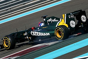 Formula 1 Alexander Rossi signs with Caterham F1 Team as official test driver