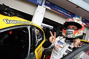 WTCC  Tiago Monteiro is ready for the first WTCC race weekend at Monza