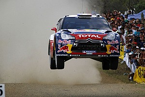 WRC Loeb leads Citroen vs. Ford Rally Mexico battle after leg two