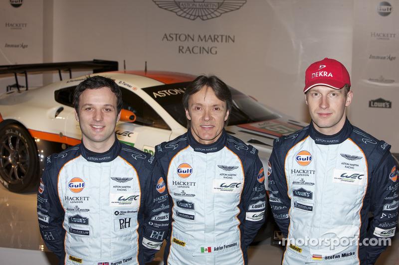 Aston Martin Racing set for season opener at Sebring