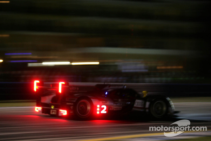 Racing into the night at Sebring can bring magic or heartache