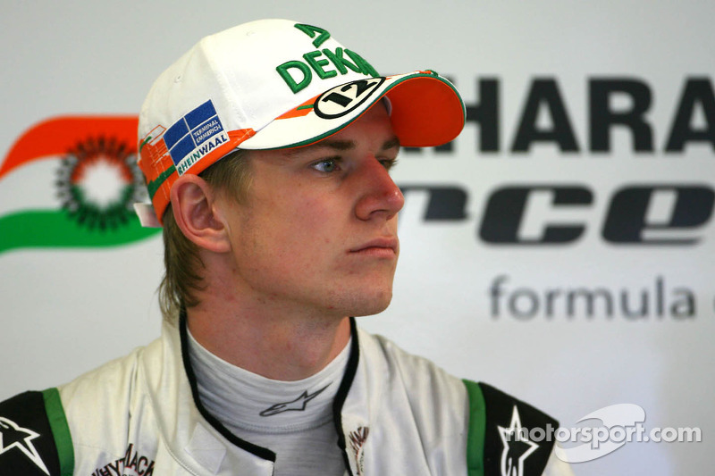 Hulkenberg denies Mallya crisis to sink Force India