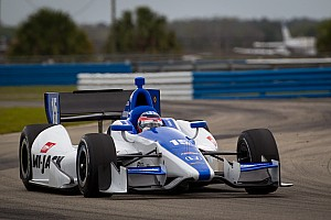 IndyCar Rahal Letterman Lanigan Racing returns to series fulltime at St. Pete