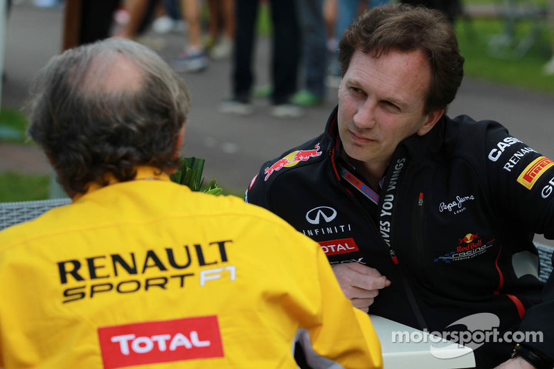 Mercedes has breached teams' agreement - Red Bull