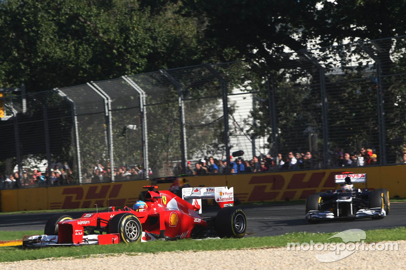 """Ferrari Malaysian GP - Alonso: """"we cannot expect any miracles here"""""""