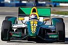 Lotus HVM Racing St. Pete race report