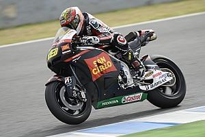 MotoGP Gresini Racing Jerez test day 3 report