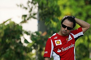 Formula 1 Ferrari should explain Massa's 'test driver' role