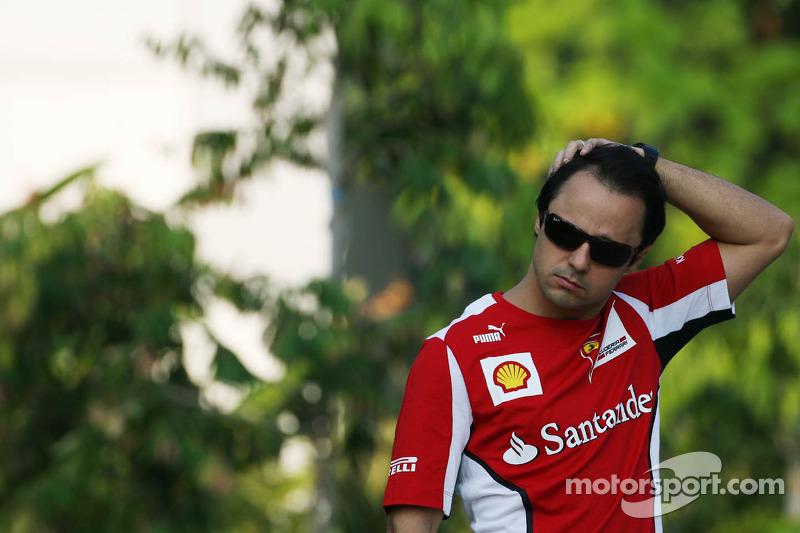 Ferrari should explain Massa's 'test driver' role