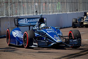 IndyCar Bryan Herta Autosport St. Pete race report
