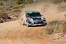 Winning the only goal for Paddon at Portugal Rally
