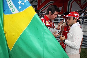 Formula 1 Massa summoned to Maranello amid career crisis
