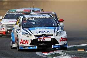 WTCC Nash targeting top 10 finishes in Spain