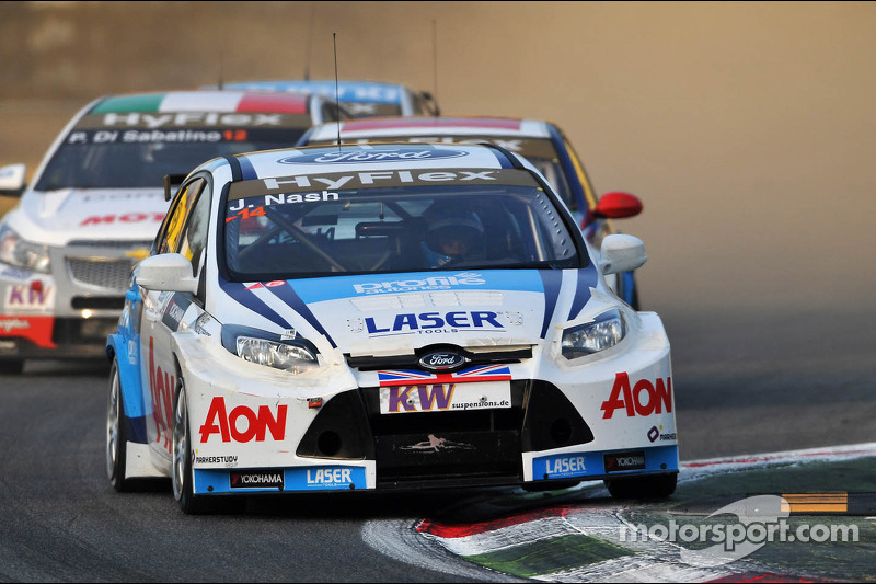 Nash targeting top 10 finishes in Spain
