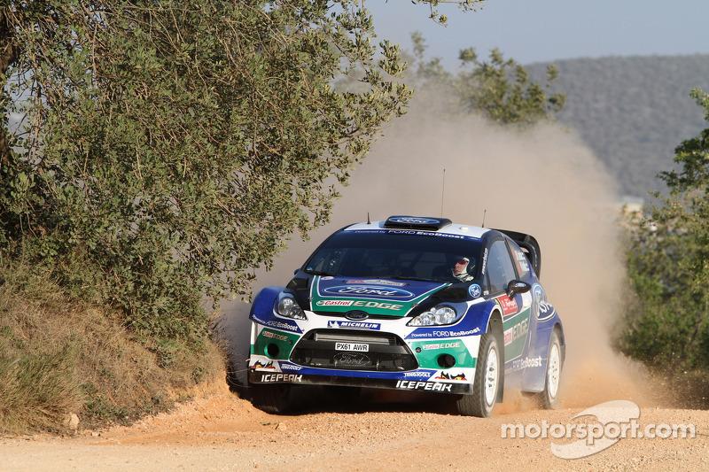 Ford Rally de Portugal leg 1 summary