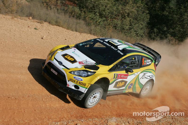 Brazil WRT Rally de Portugal leg 1 summary