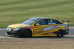 BTCC Series Brand Hatch qualifying report