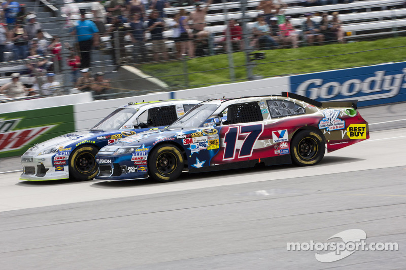 Roush Fenway Racing pleased with Martinsville results