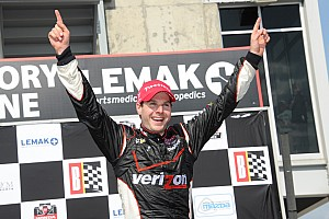IndyCar Will Power takes Team Penske to another win at Barber