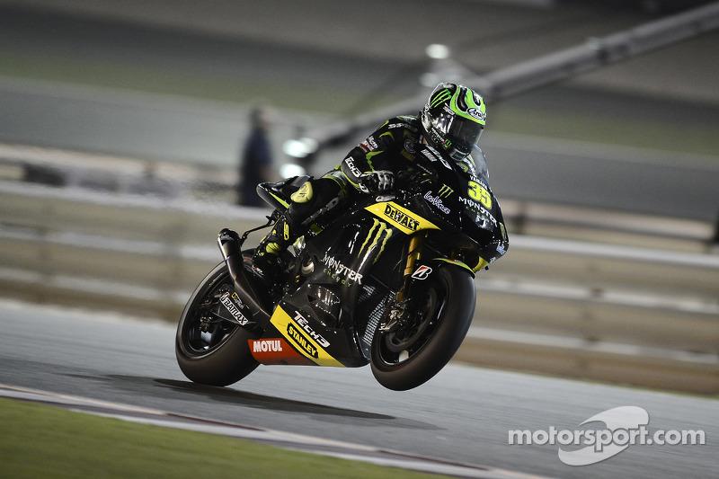 Tech 3 Yamaha Qatar GP qualifying report