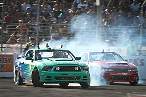 Formula Drift Pawlak takes second consecutive Long Beach victory