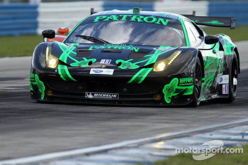 Street battle at Long Beach for Extreme Speed Motorsports