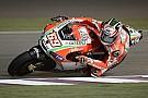Ducati Qatar GP Thursday report
