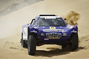 Cross-Country Rally Day of the Desert Fox - Abu Dhabi Desert Challenge