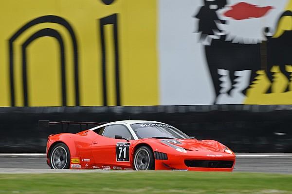 Kessel Racing Ferrari tops Blancpain Endurance Series qualifying