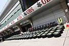 Pirelli Chinese GP - Shanghai qualifying report