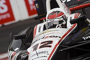 IndyCar Will Power pounces at Long Beach
