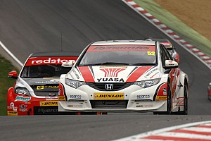 BTCC Series fails to disappoint at Donington