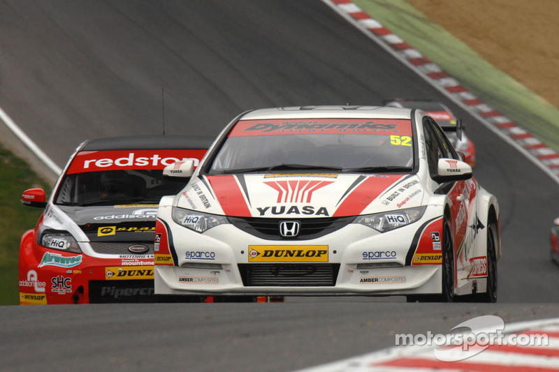 Series fails to disappoint at Donington