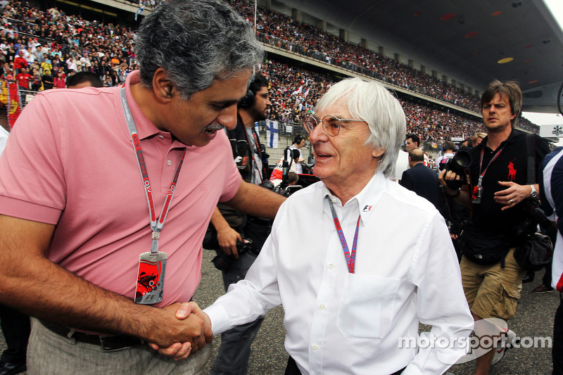 F1 journalists turn war reporters in Bahrain