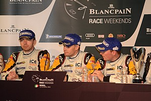 Endurance Marc VDS Monza race report