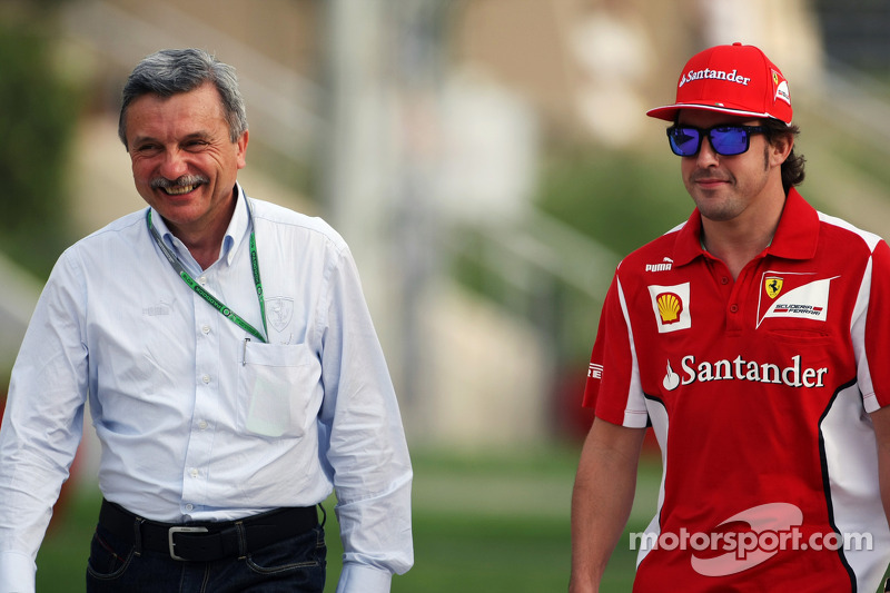 Will a new 2012 grand prix winner emerge this weekend in Bahrain?