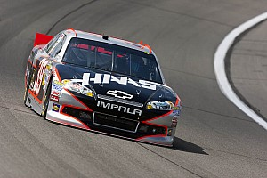 NASCAR Cup Unscheduled stop halts Newman's solid run at Kansas
