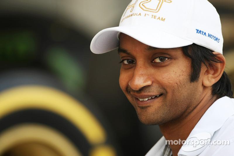 HRT Bahrain GP - Sakhir preview