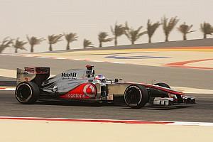Formula 1 McLaren Bahrain GP - Sakhir qualifying report