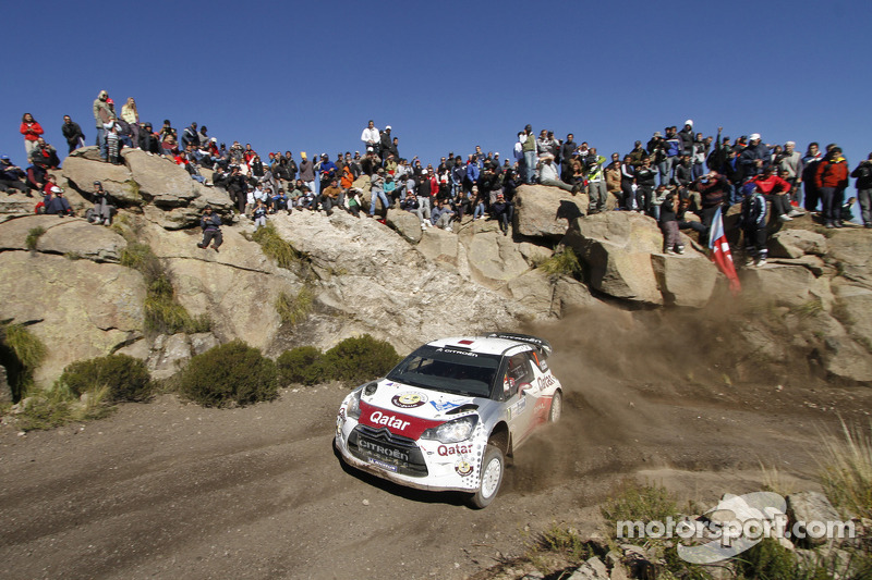 Citroen Junior team Rally Argentina final summary