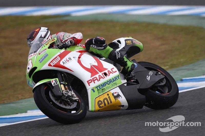 Pramac Racing Spanish GP qualifying report