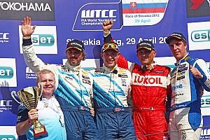 WTCC Chevrolet Slovakia event summary