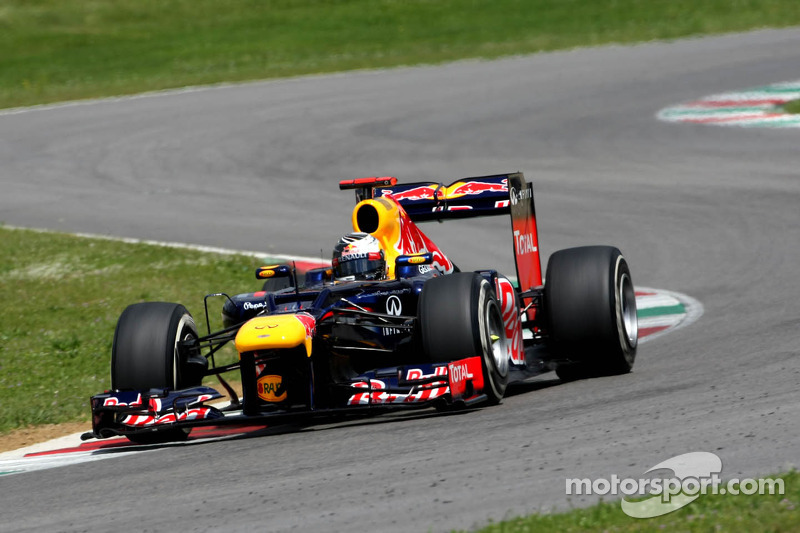 Schumacher's Pirelli spat 'exaggerated' - Vettel