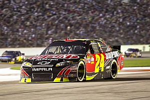 NASCAR Cup Jeff Gordon top dog in qualifying at Talladega