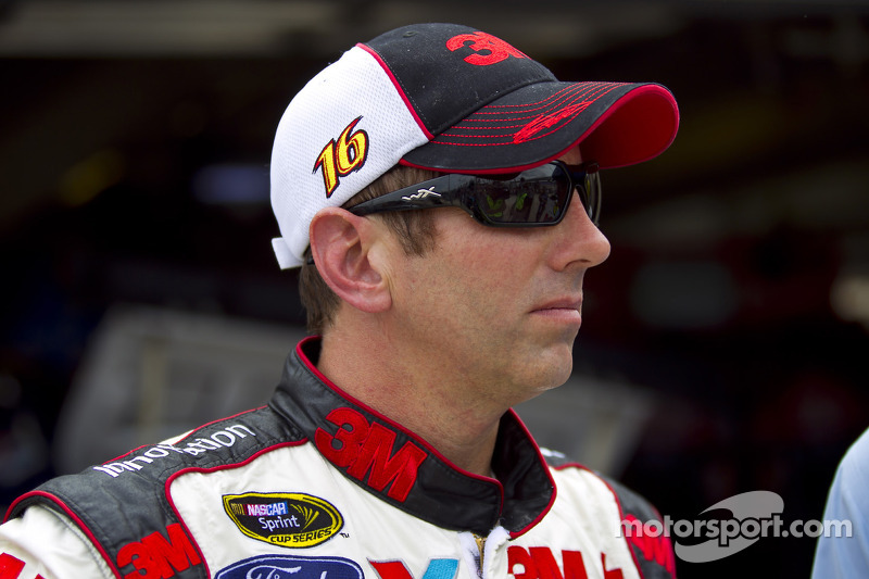 Roush Fenway Racing leaves Talladega 1-2 in points