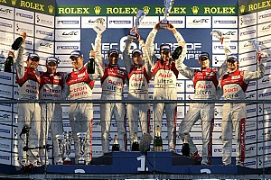 WEC Audi 6 Hours of Spa race report