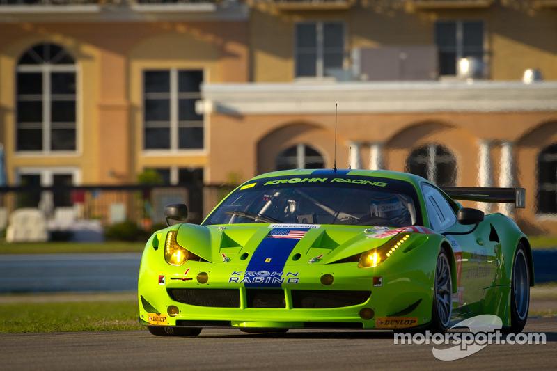 Krohn Racing seeks podium finish at 6 Hours of Spa