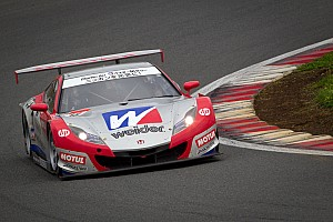 Super GT Carlo van Dam Fuji GT race report